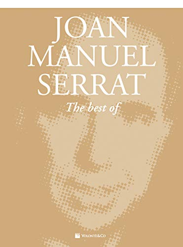9788863881196: BEST OF JOAN MANUEL SERRAT