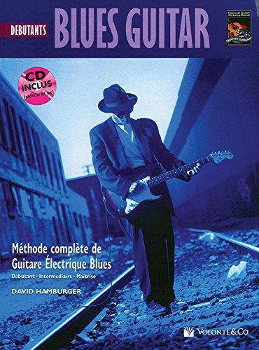 9788863881530: Blues Guitar Débutant + CD