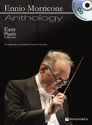 9788863881868: MORRICONE PIANO ANTHOLOGY+CD