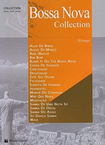 9788863882087: BOSSA NOVA COLLECTION