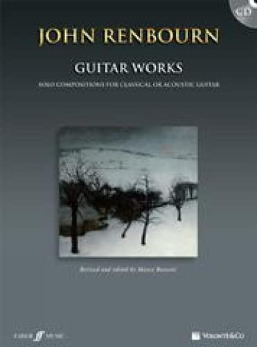 9788863883022: Guitar works. Con CD Audio