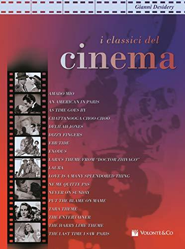 9788863884265: PELICULAS - Clasicos del Cine Vol.1 para Piano (Desidery)