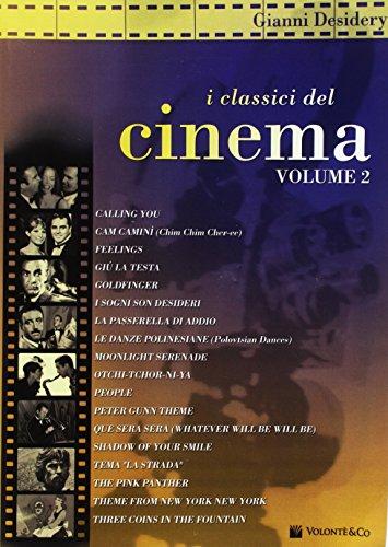 9788863884272: PELICULAS - Clasicos del Cine Vol.2 para Piano (Desidery)