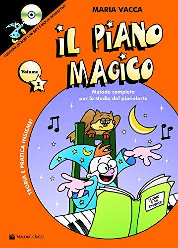 9788863885132: Il Piano Magico. Con CD Audio