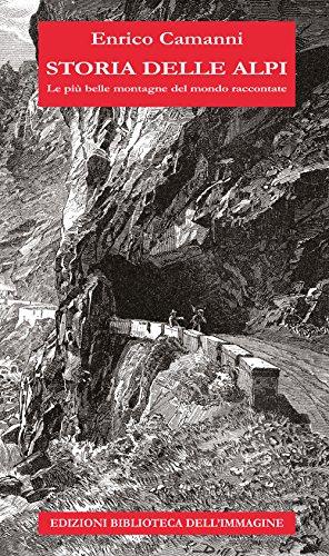 9788863912692: Storia delle Alpi