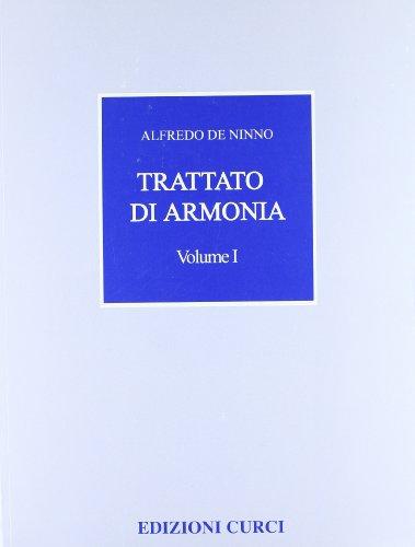 9788863950724: Trattato di armonia: 1