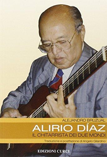 Alirio Díaz. Il chitarrista dei due mondi: Alejandro Bruzual