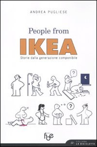 9788863980653: People from Ikea. Storie dalla generazione componibile
