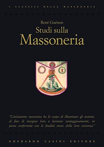 9788864100111: Studi sulla massoneria