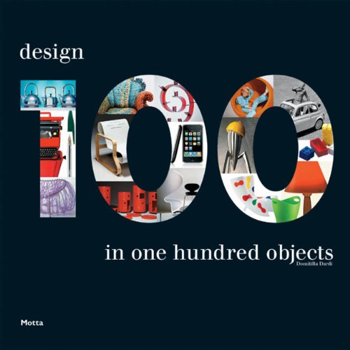 9788864130002: 100: Design in 100 Objects