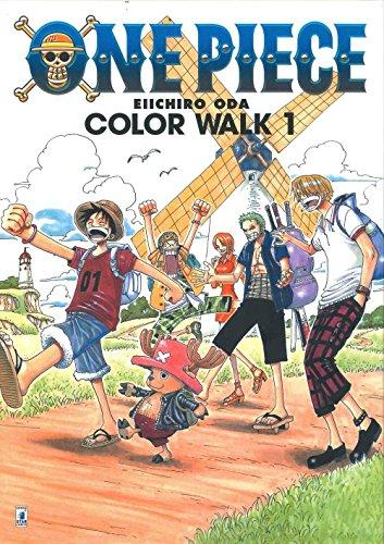 9788864200002: One piece. Color walk. Ediz. illustrata: 1