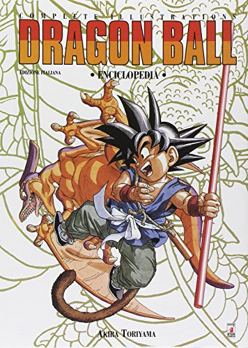 9788864200019: Dragon Ball. Complete illustartions. Enciclopedia. Ediz. italiana