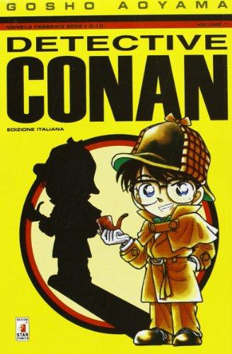 9788864200255: Detective Conan: 1