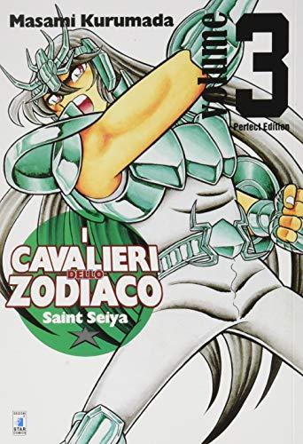 9788864200408: I cavalieri dello zodiaco. Saint Seiya. Perfect edition (Vol. 3)