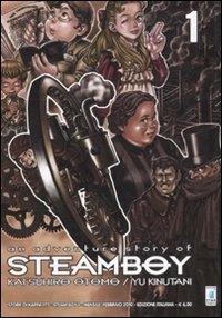 Steamboy (9788864200521) by [???]