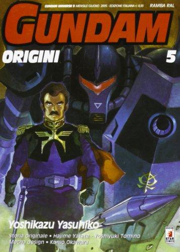 9788864200644: Gundam origini: 5