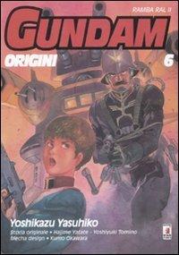 9788864200675: Gundam origini: 6