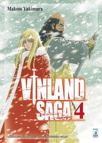 9788864200859: Vinland saga (Vol. 4)