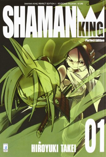 9788864200958: Shaman King. Perfect edition vol. 1