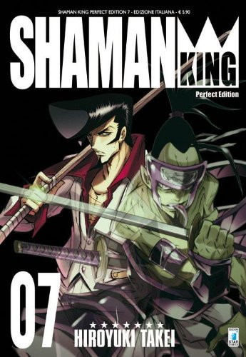 9788864201351: Shaman King. Perfect edition vol. 7