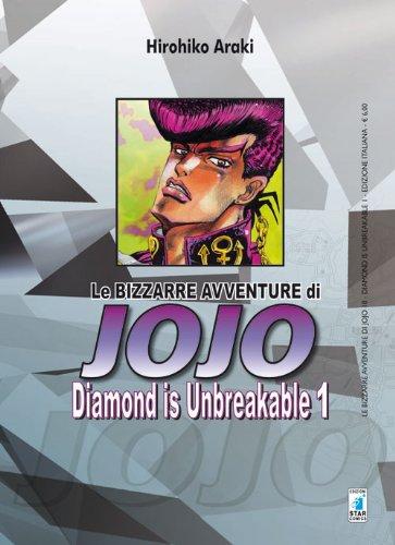 9788864201450: Diamond is unbreakable. Le bizzarre avventure di Jojo: 1