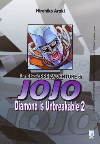 Diamond is unbreakable. Le bizzarre avventure di Jojo vol. 2 (886420153X) by Hirohiko Araki