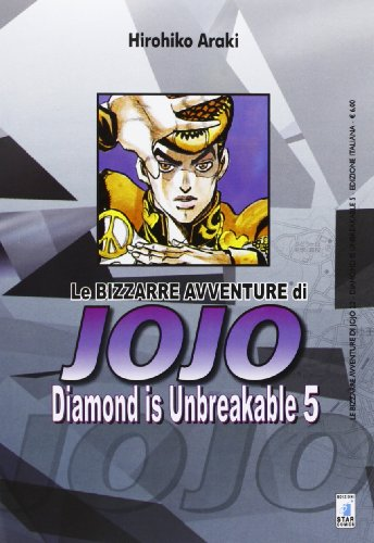 9788864201689: Diamond is unbreakable. Le bizzarre avventure di Jojo: 5