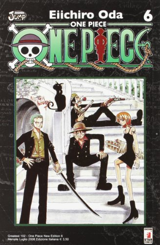 9788864201924: One piece. New edition: 6