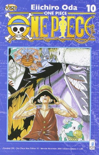 9788864201962: One piece. New edition: 10