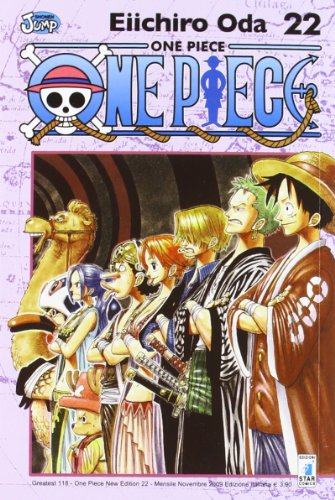 9788864202082: One piece. New edition: 22