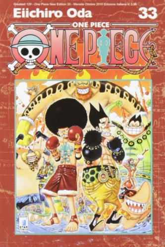 9788864202198: One piece. New edition vol. 33