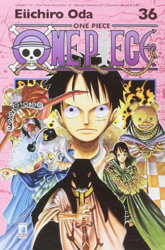 One piece vol. 36 (9788864202228) by [???]