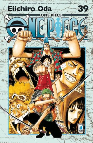 9788864202259: One piece. New edition: 39 (Greatest)