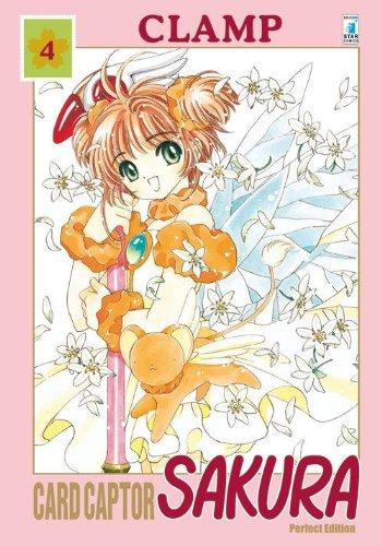 9788864202327: Card Captor Sakura. Perfect edition: 4 (Fan)