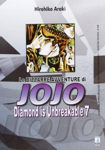 9788864202365: Le bizzarre avventure di Jojo n. 24: Diamond is Unbreakable n. 7