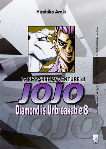 9788864202440: Le bizzarre avventure di Jojo n. 25: Diamond is Unbreakable n. 8