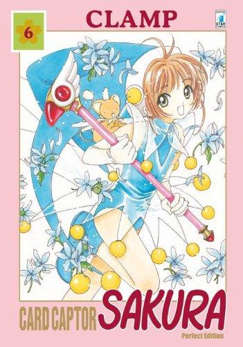 9788864202464: Card Captor Sakura. Perfect edition: 6 (Fan)