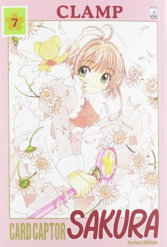 9788864202525: Card Captor Sakura. Perfect edition: 7 (Fan)