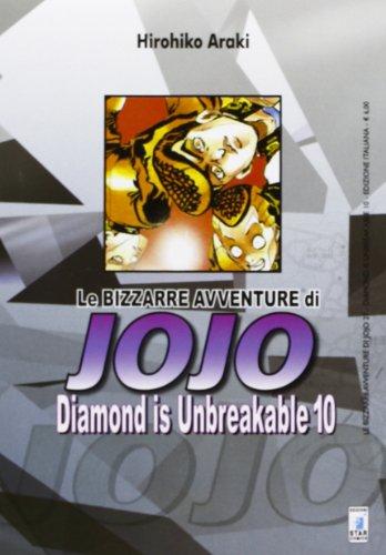 9788864202587: Diamond is unbreakable. Le bizzarre avventure di Jojo: 10