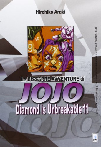 9788864202709: Le bizzarre avventure di Jojo n. 28: Diamond is Unbreakable n. 11