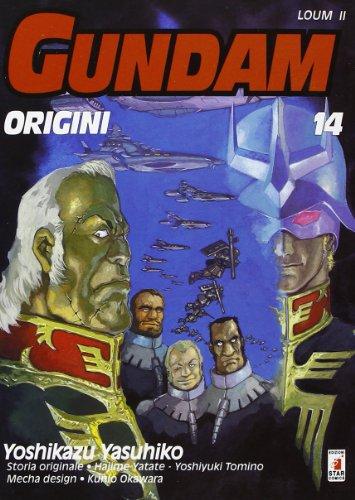 9788864202792: Gundam origini: 14