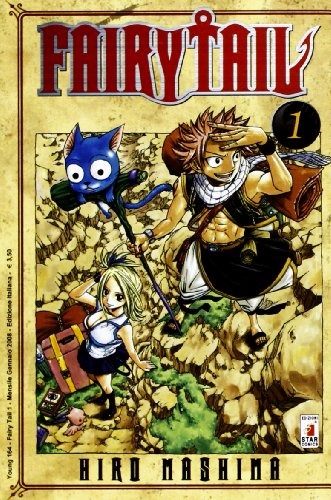 9788864202822: Fairy Tail: 1 (Young)