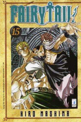 9788864202969: Fairy Tail (Vol. 15)