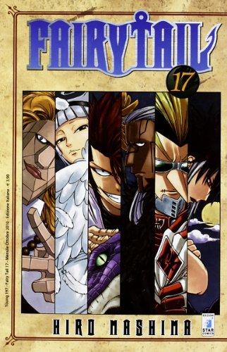 9788864202983: Fairy Tail (Vol. 17)