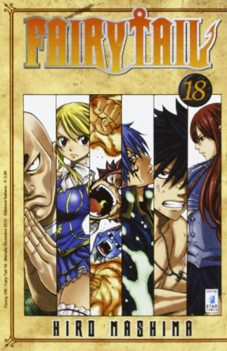 9788864202990: Fairy Tail (Vol. 18)