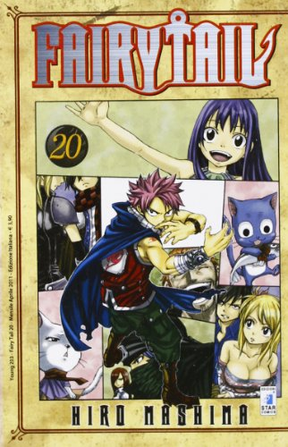 9788864203010: Fairy Tail (Vol. 20)