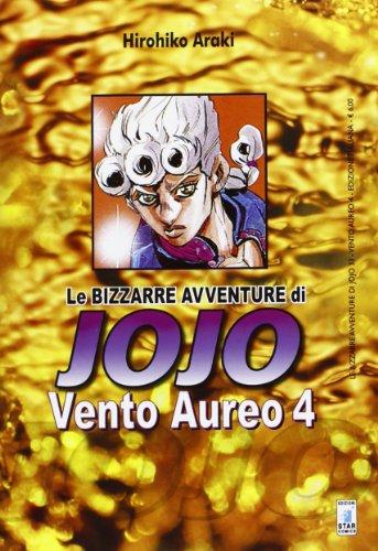 9788864203348: Le bizzarre avventure di Jojo n. 33: Vento Aureo n. 4