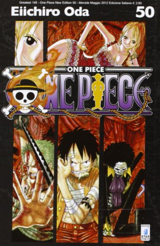9788864203362: One piece. New edition: 50