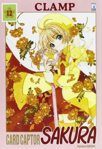 9788864203607: Card Captor Sakura. Perfect edition vol. 12