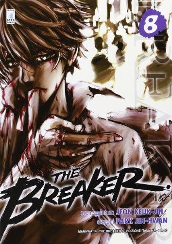9788864203645: The Breaker: 8 (Manhwa)